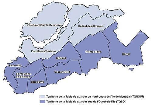Map of TQSOI Territory