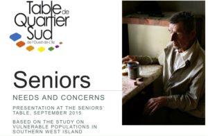 Seniors Presentation Cover Page